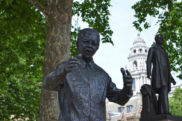 Performance Anxiety and Nelson Mandela