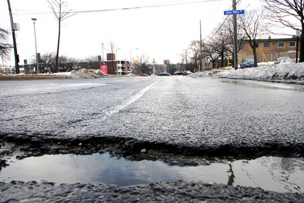 Performance Anxiety and Potholes: Can Accidents be Avoided?